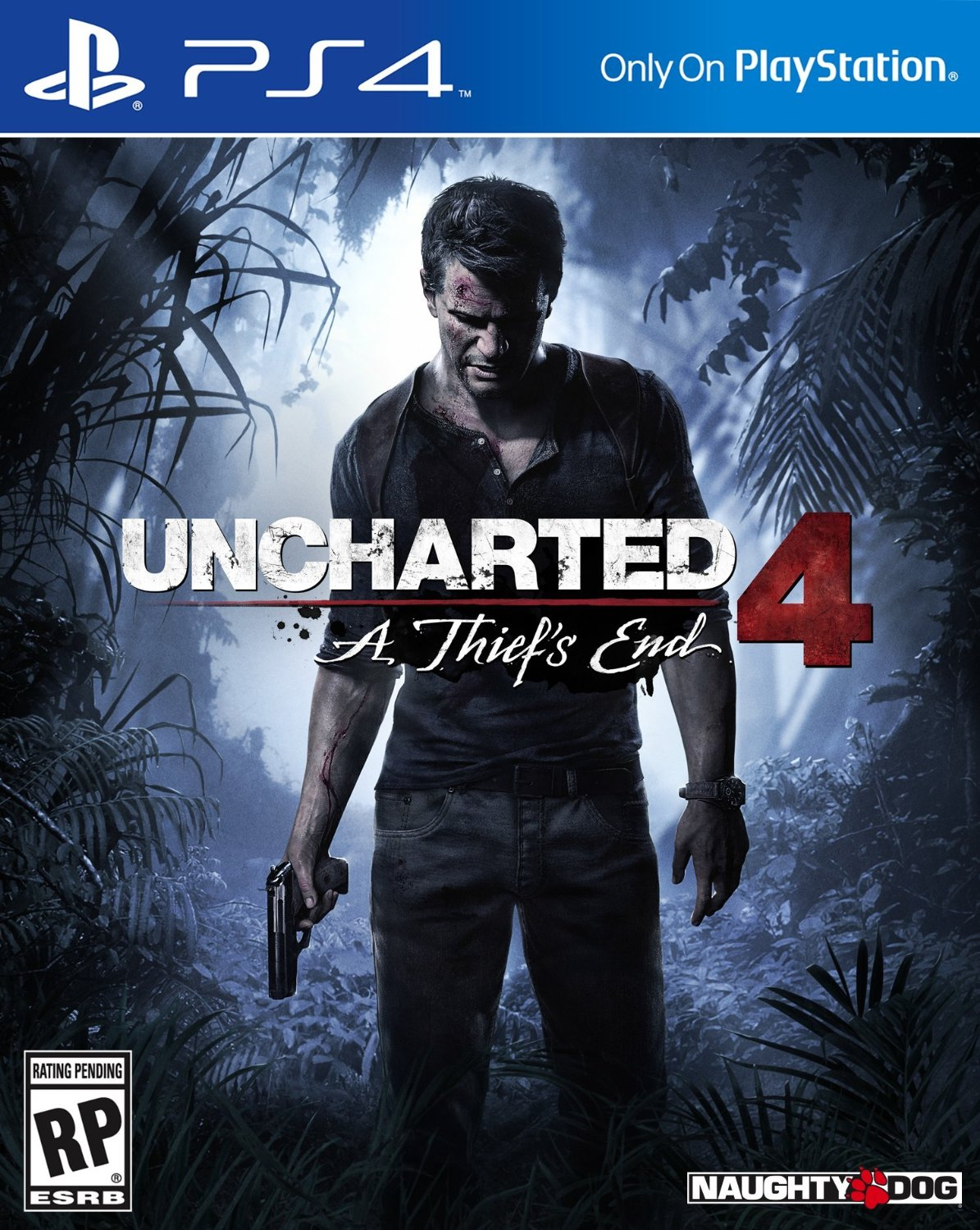 Uncharted4Amazon