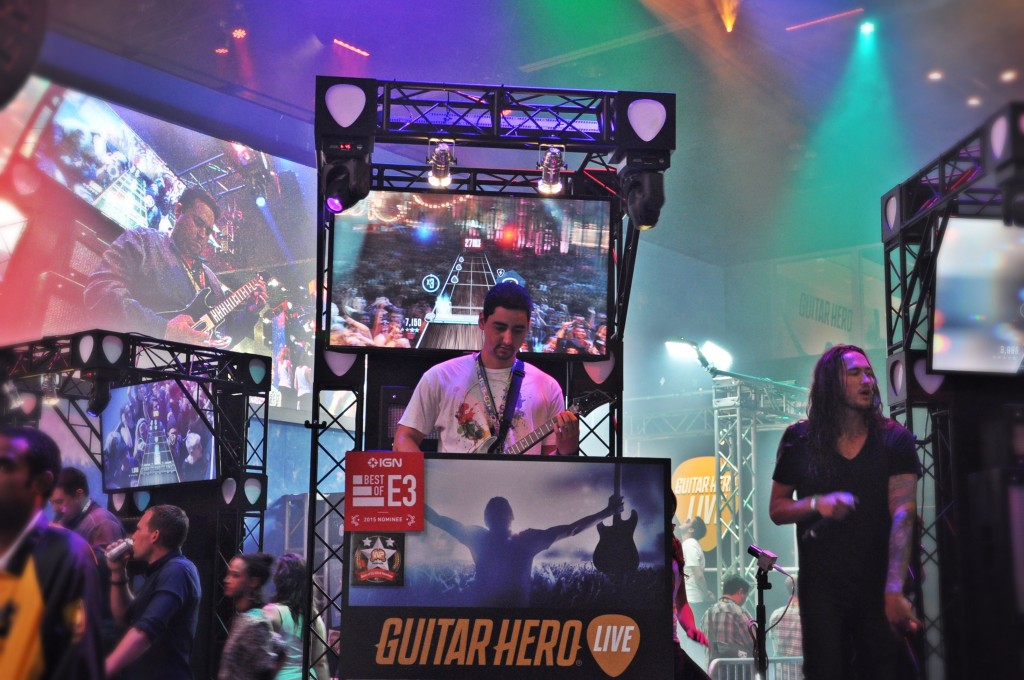 guitar hero live stage 3