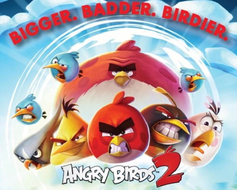 Angry Birds 2 bbb 1