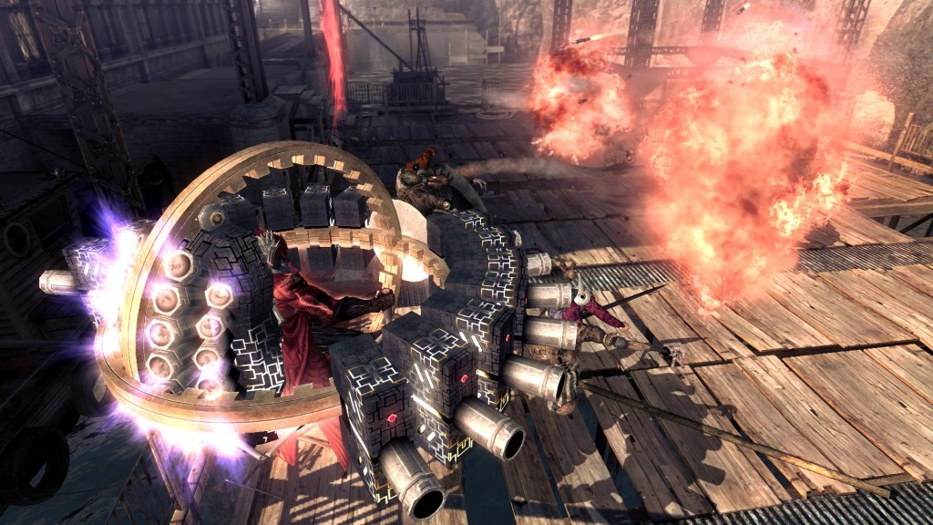 devil may cry 4 special edition 4