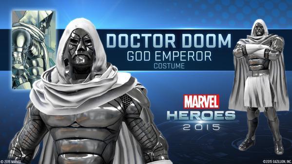 marvel heroes doctor doom