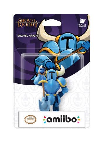 Amiibo Shovel-Knight