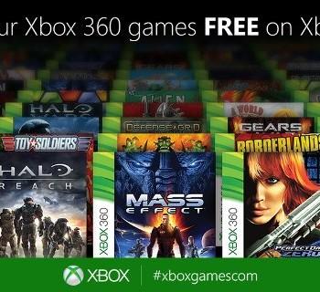 Xbox 360 retrocompatibilità