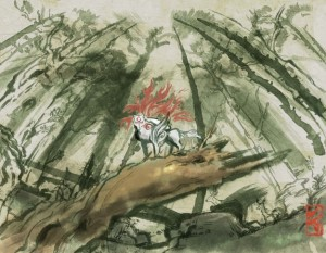 Agata Forest - Okami