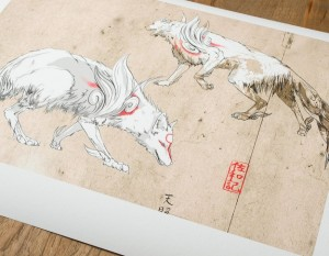 Amaterasu - Okami