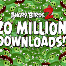 angry birds 2 20 milioni cover