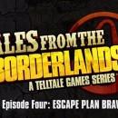 tales from the borderlands escape plan bravo episodio 4 cover