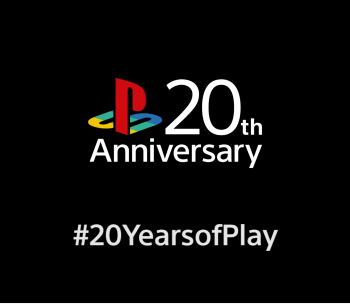 playstation 20 years