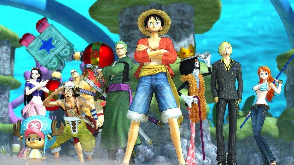 One Piece Pirate Warriors 3 (4)