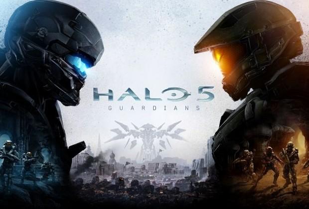 Halo 5 cover recensione
