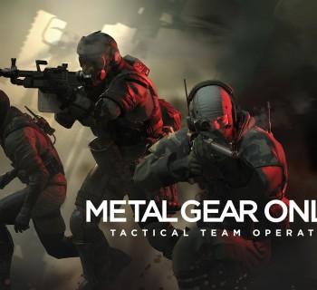 Metal Gear Online open