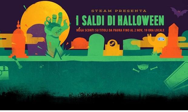 Steam Saldi Halloween 2015