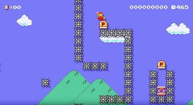 Super Mario Maker P PAIN