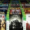 XBox One Xbox 360