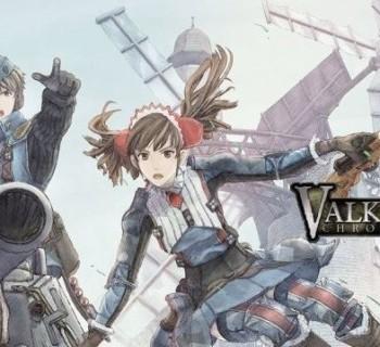 Valkyria Chronicles R10