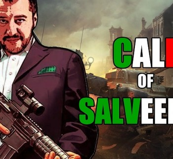 call of salveenee