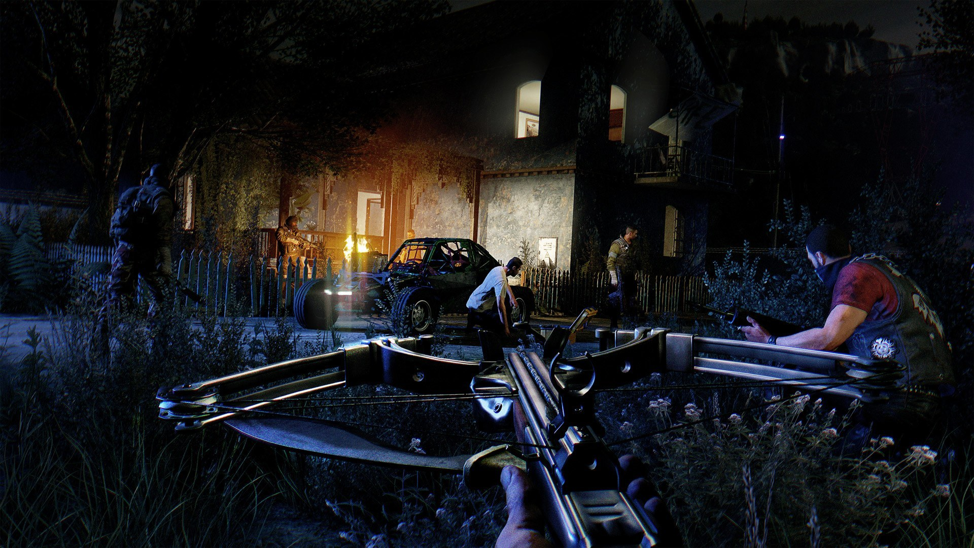 Dying Light The Following  05