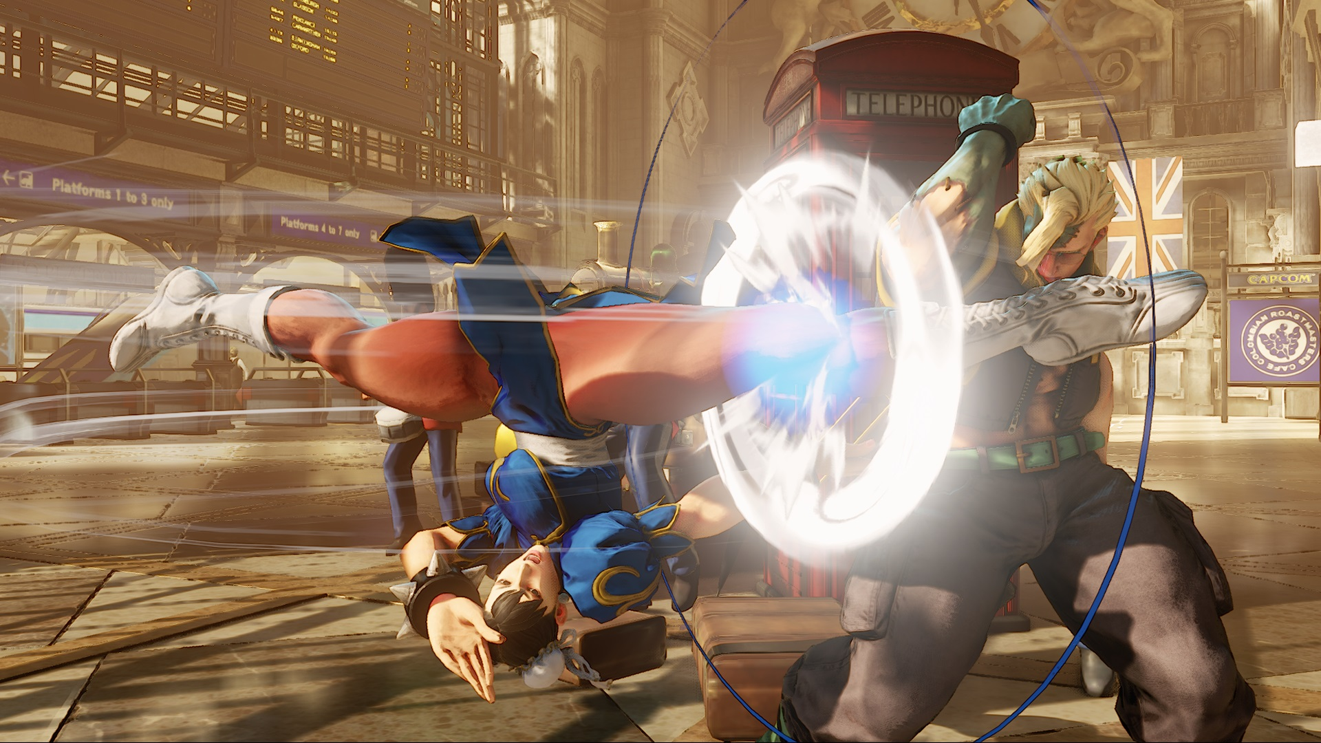Street Fighter V Foto 02