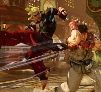 Street Fighter V Foto 14