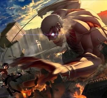 l'attacco dei giganti