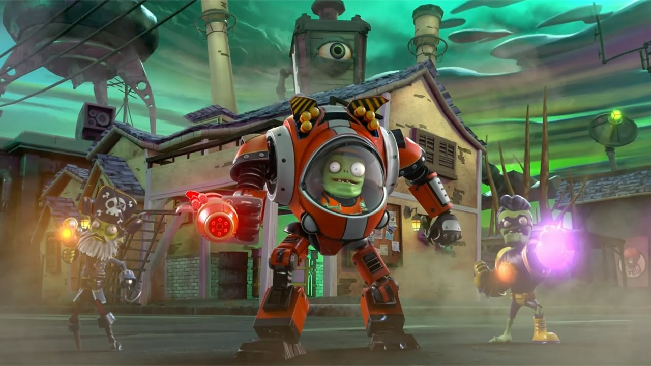 Plants Vs Zombies Garden Warfare 2 La Recensione