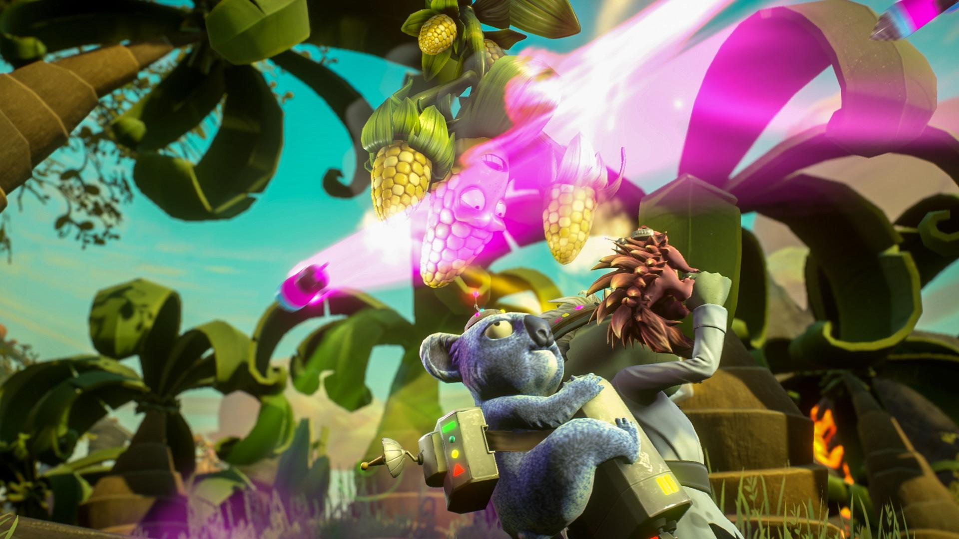 plants vs zombies garden warfare 8