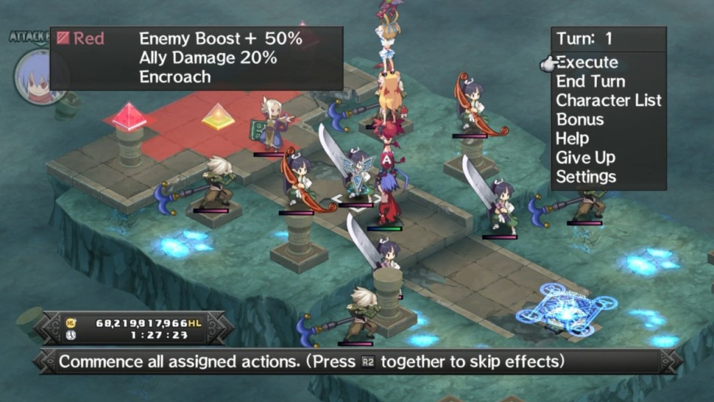 Disgaea PC - Gameplay 1