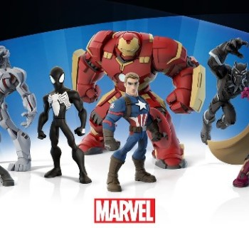 Disney Infinity 3.0 Marvel Battleground