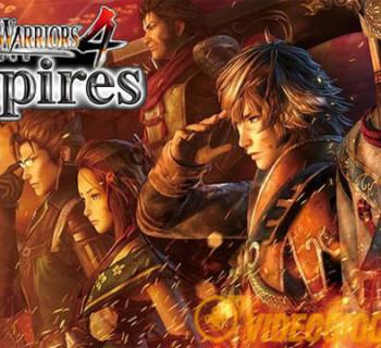 Samurai Warriors 4 Empires Cop Rece