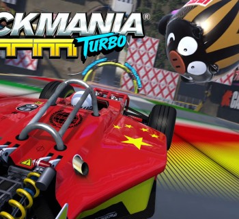 Trackmania TURBO banner