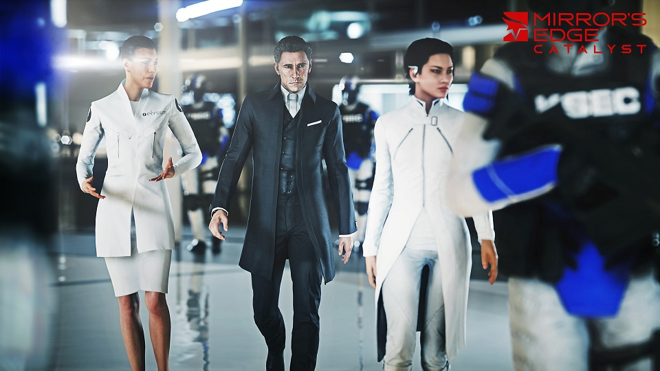 Mirror's Edge Catalyst 06
