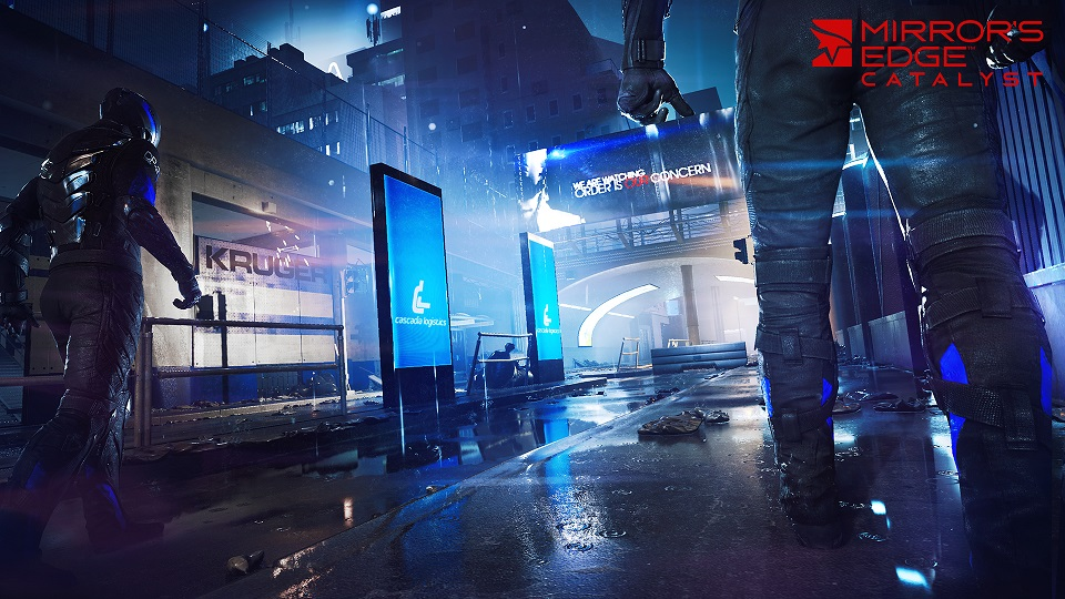 Mirror's Edge Catalyst 08