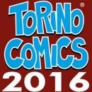 Torino Comics 2016 - Logo