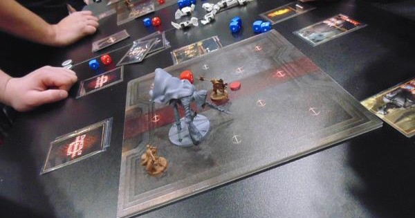 Dark souls su kickstarter il gioco da tavolo raccoglie 5 4 milioni di dollari - Gioco da tavolo dark souls ...