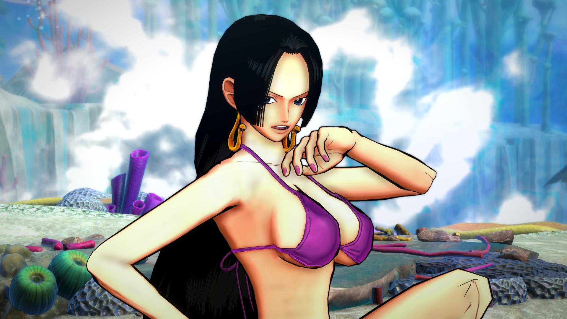 One Piece Burning Blood 04