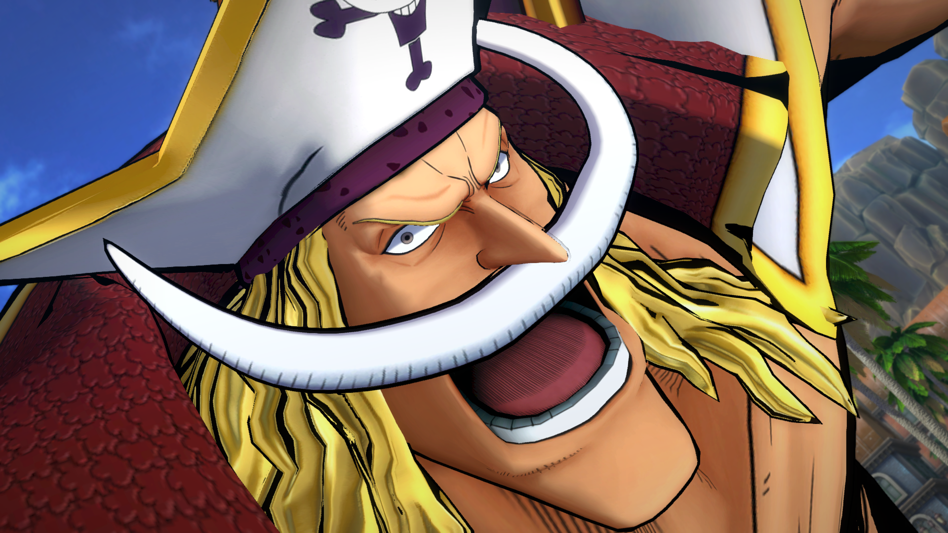 One Piece Burning Blood 10