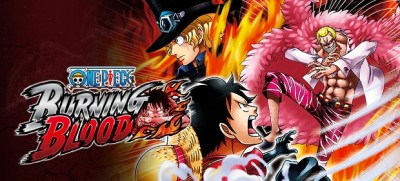 One Piece Burning Blood Banner 2