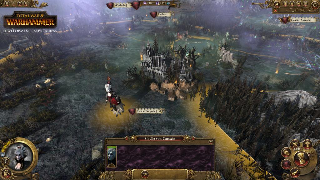 Total War Warhammer - Eroe