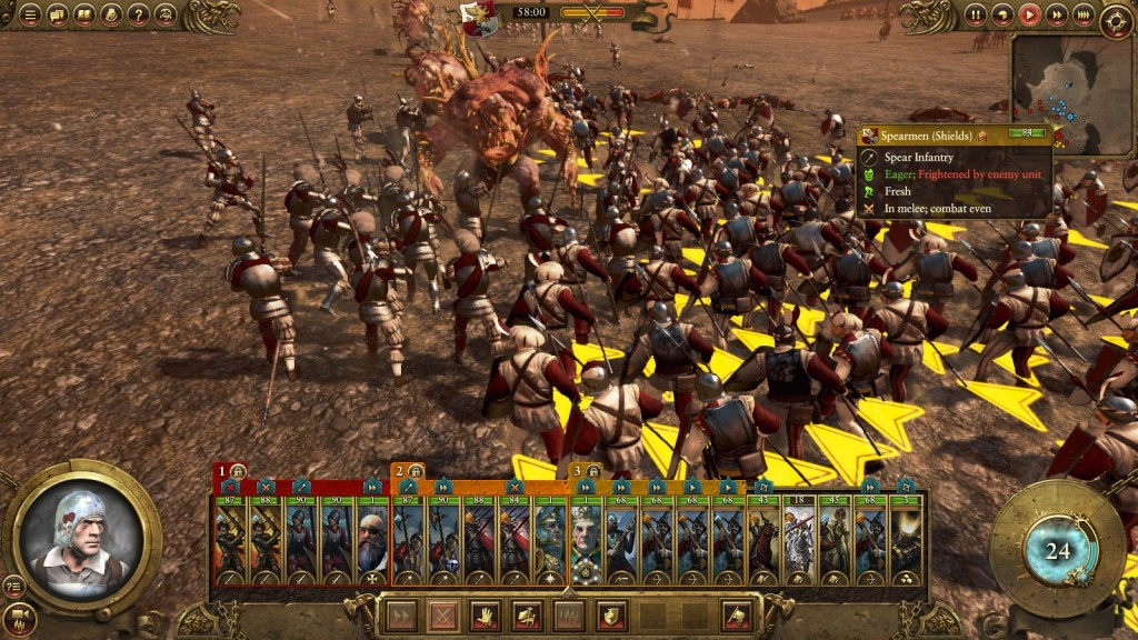 Total War Warhammer - Umani