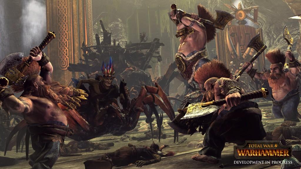 Total War Warhammer - nani