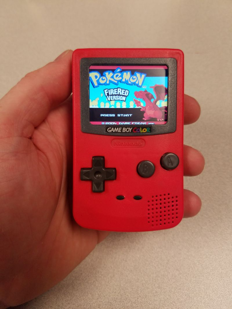 game boy color giochi : Game Boy Color Nano 02