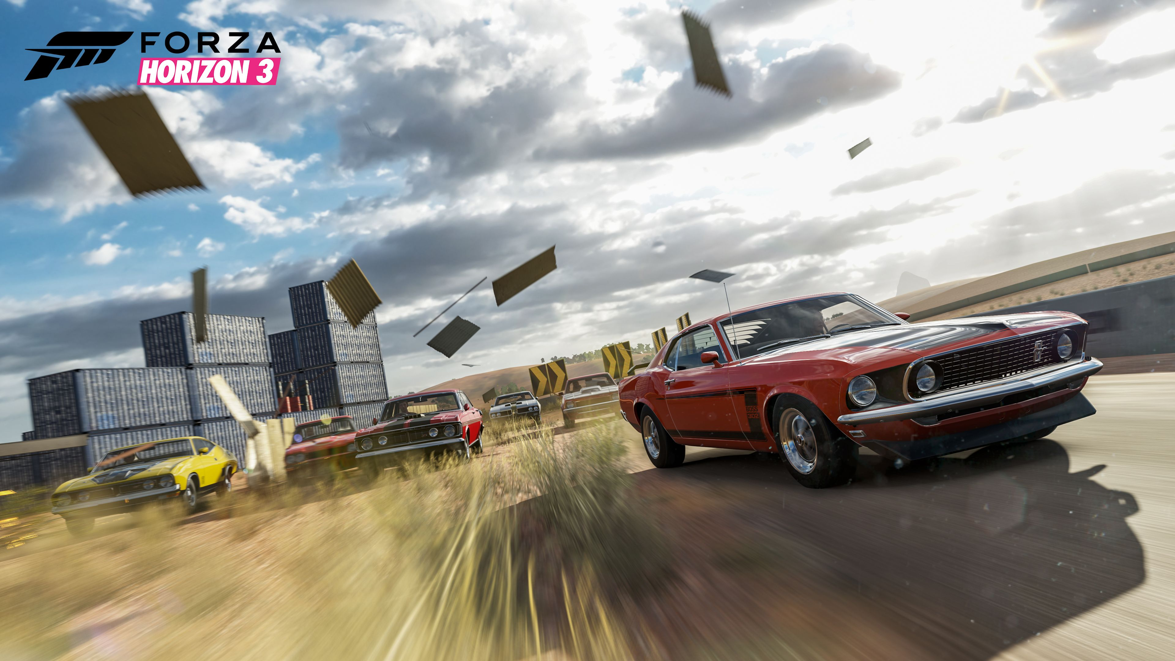 Forza Horizon 3 Classics Box SMash