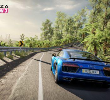 Forza Horizon 3 Audi Jungle Road