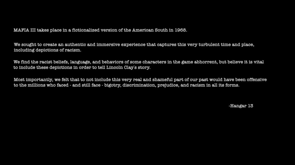 mafia-3s-in-game-statement-on-its-depiction-of-racism-147585113311