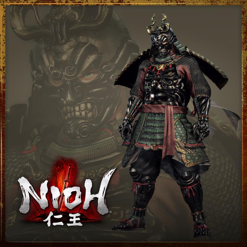 nioh armour set