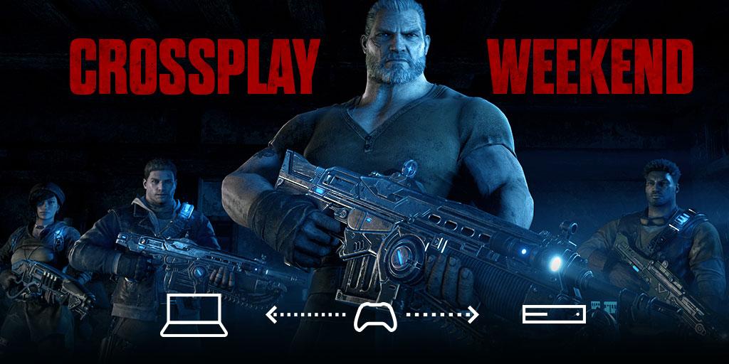 Gears of War 4 Crossplay