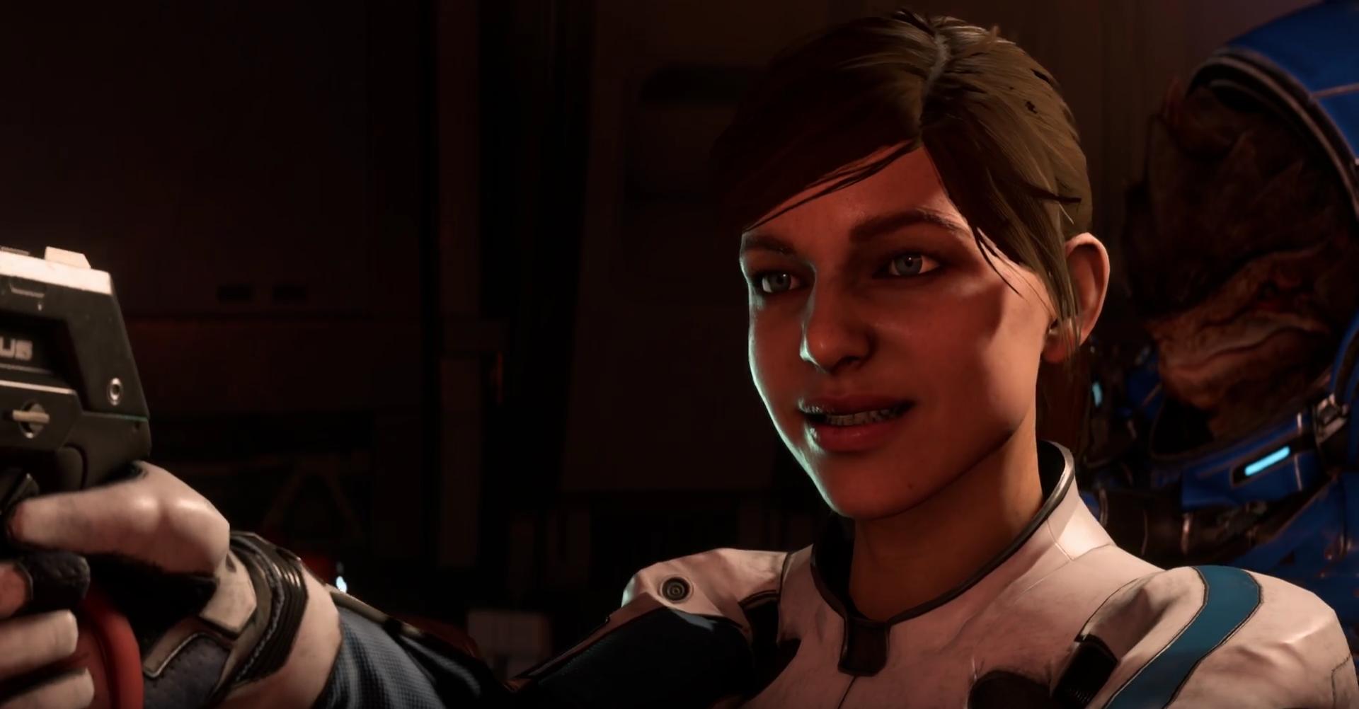 Mass Effect Andromeda avra una storia autoconclusiva