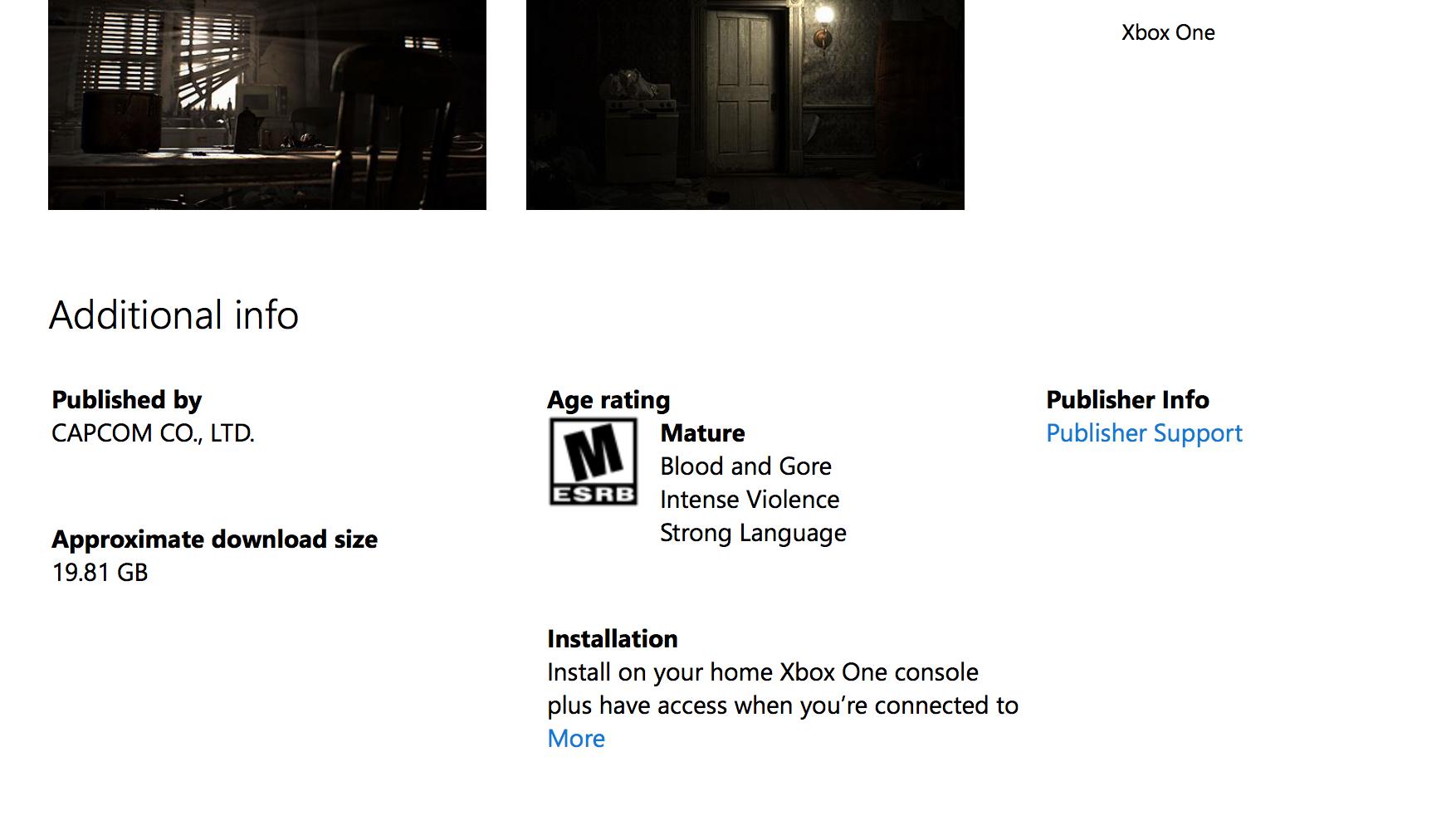 Resident Evil VII girerà a 60fps e 1080p su entrambe le console