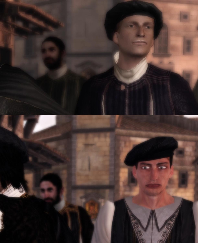 Assassins Creed: lo spot italiano Vogliono il suo passato