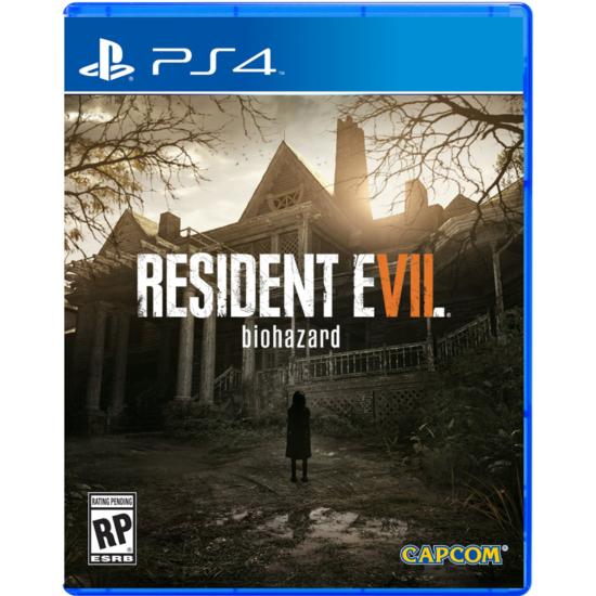 Resident Evili 7: biohazard